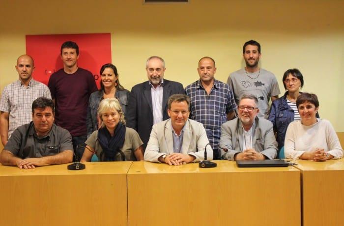 Declaración solidaria por las libertades del Pueblo catalán