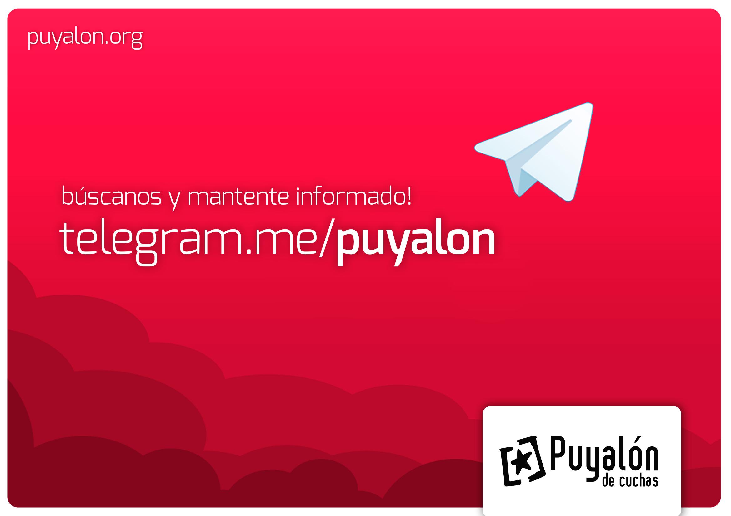 telegram puyalon