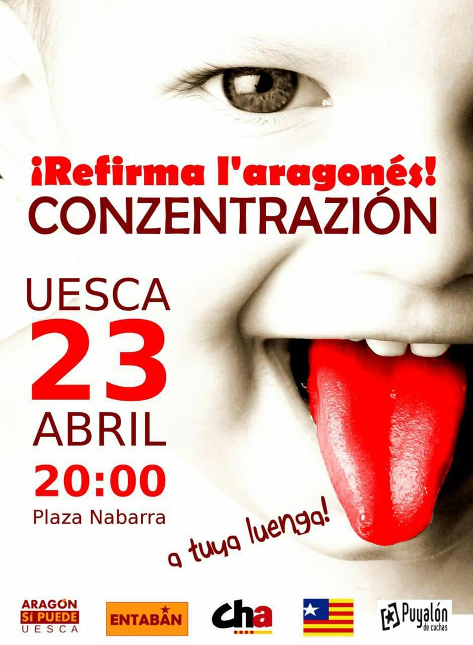 23 abril Uesca