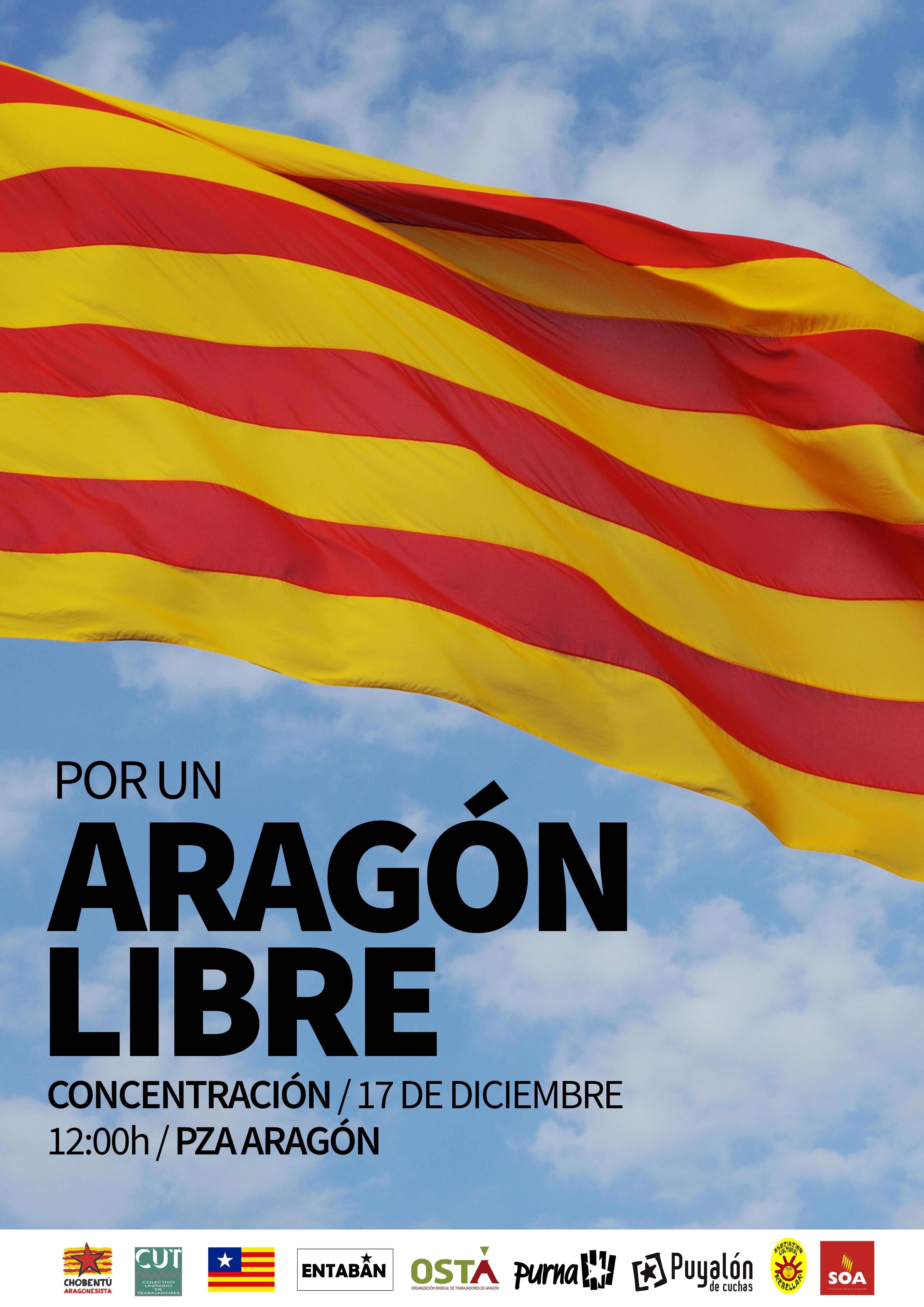 Por un Aragón Libre