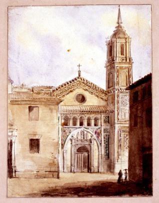 iglesia san pedro martir de verona Calatayud