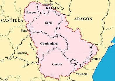 Serranía Celtibérica