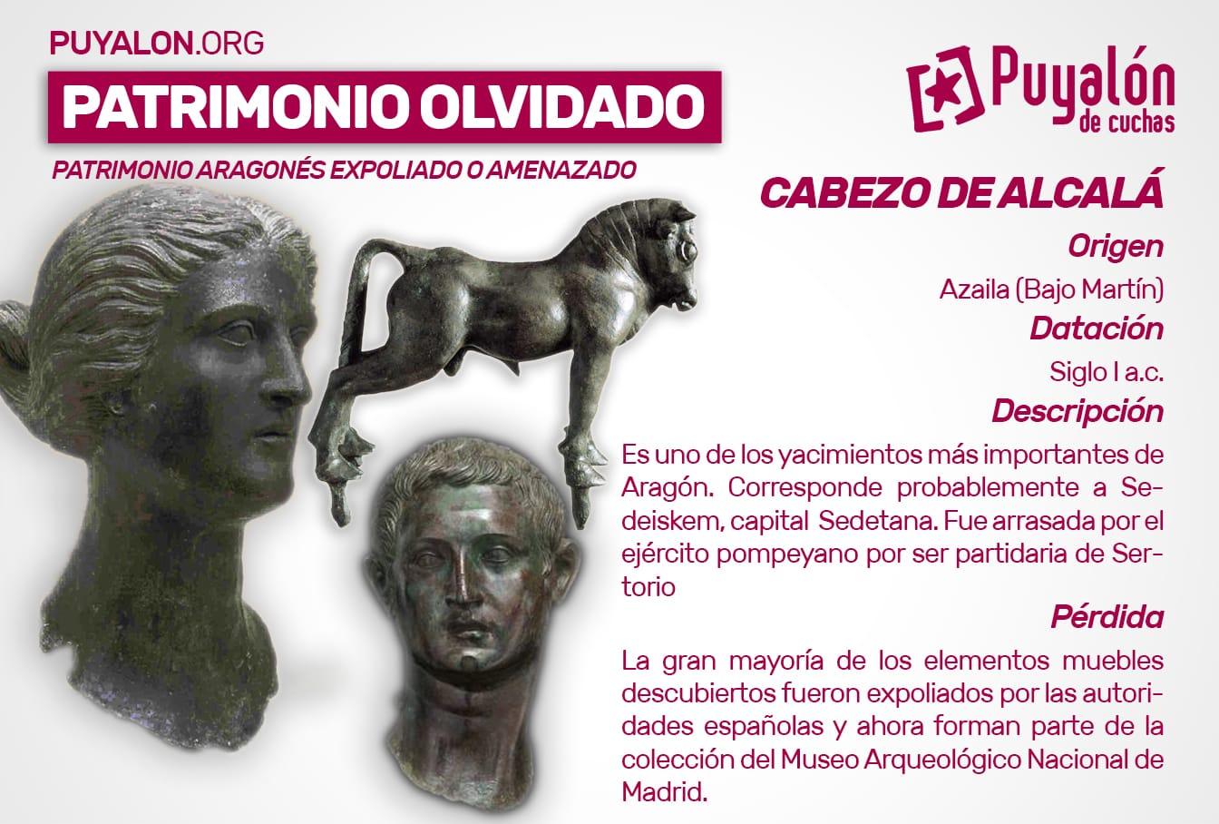 Cabezo de Alcalá Azaila