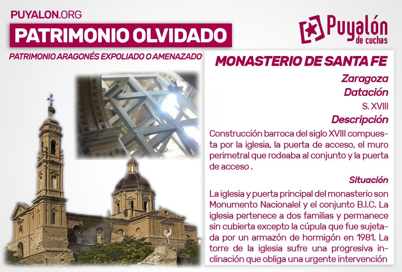 Monasterio de Santa Fe