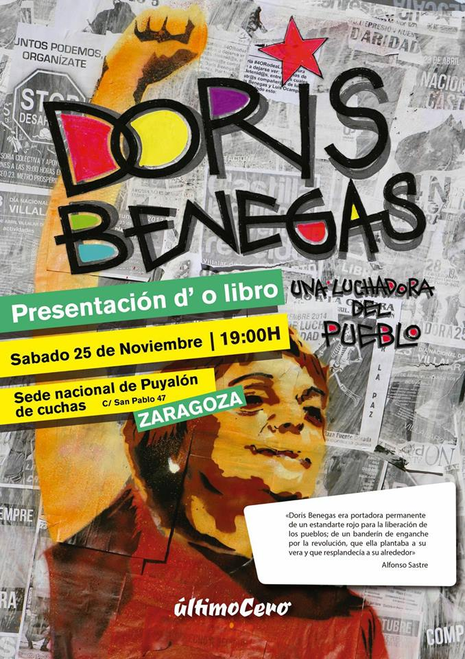 Doris benegas