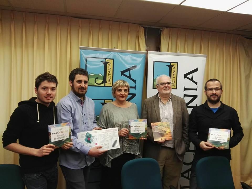 presentación estudio aragonés chacetania
